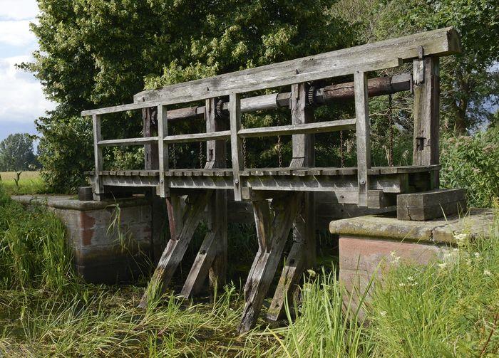 Abb. 2: Die Anlage wurde 1996 originalgetreu instand gesetzt. © Landesamt für Denkmalpflege und Archäologie Sachsen-Anhalt, Gunnar Preuß.