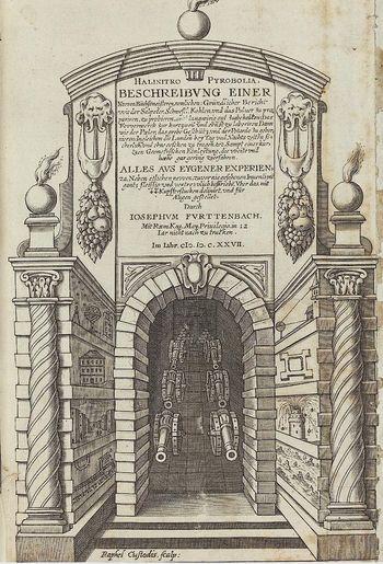 Abb. 7: Kapitel über den Salpeter aus der HALINITRO PYROBOLIA.