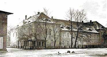 Abb. 5: Schlossansicht von 1940. © Landesamt für Denkmalpflege und Archäologie Sachsen-Anhalt.