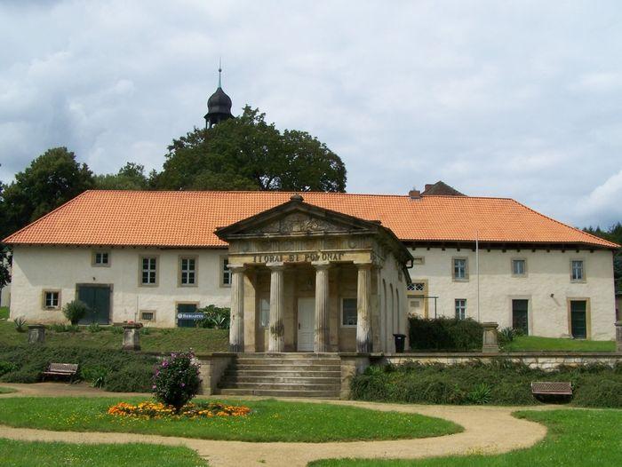 Abb. 3: Die Orangerie von Marienborn. Foto: Reinhard Duckstein.