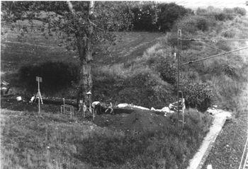 Abb. 2: Grabungsplan der Ausgrabungen von 1926 bis 1929, 1999 und 2009. © Landesamt für Denkmalpflege und Archäologie Sachsen-Anhalt, Ottilie Blum.