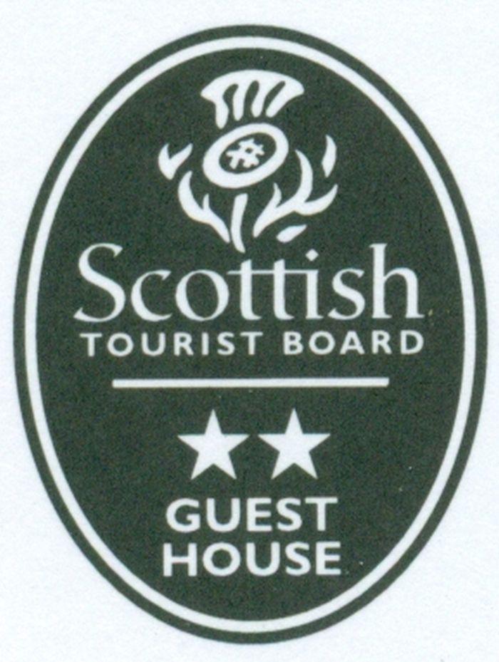 Abb. 2: Das Label des Scottish Tourist Board. © Landesamt für Denkmalpflege und Archäologie Sachsen-Anhalt, Eva-Carmen Szabó.